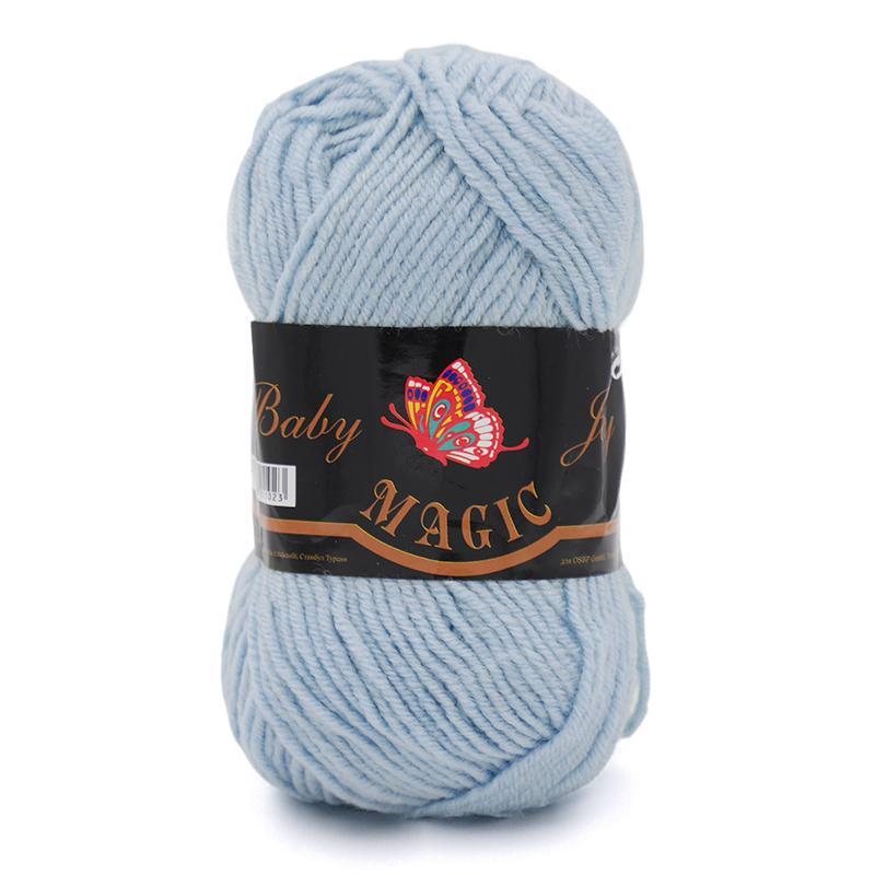 Пряжа Baby Joy 5712 - светло- голубой
