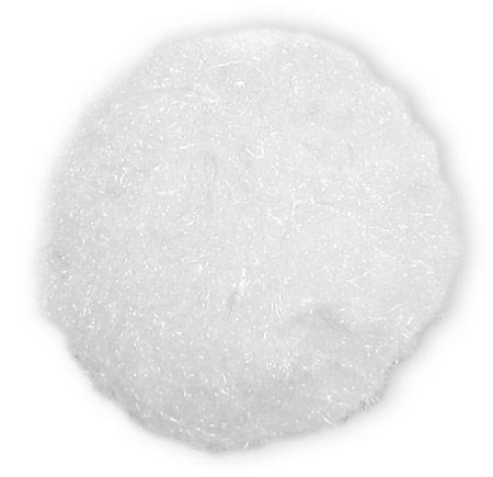 Помпоны 35мм белый