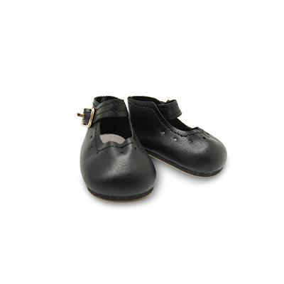 Туфли для игрушек 6,5х3см пара черный 28342
