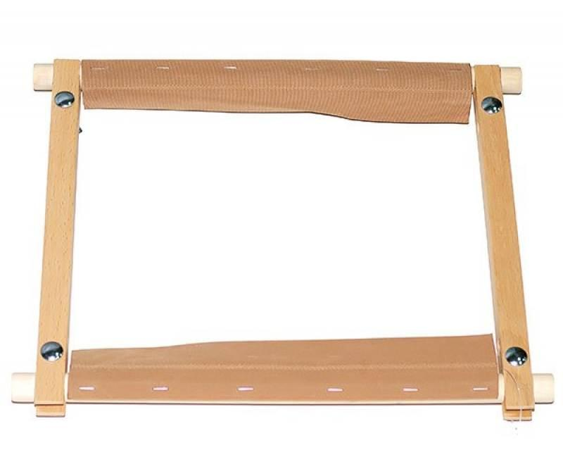 Пяльцы-рамка из лиственницы 30х45 см (пришивные)