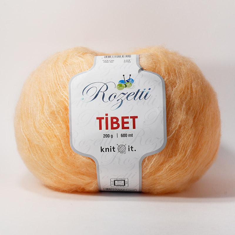 Тибет 206-02 - песочный