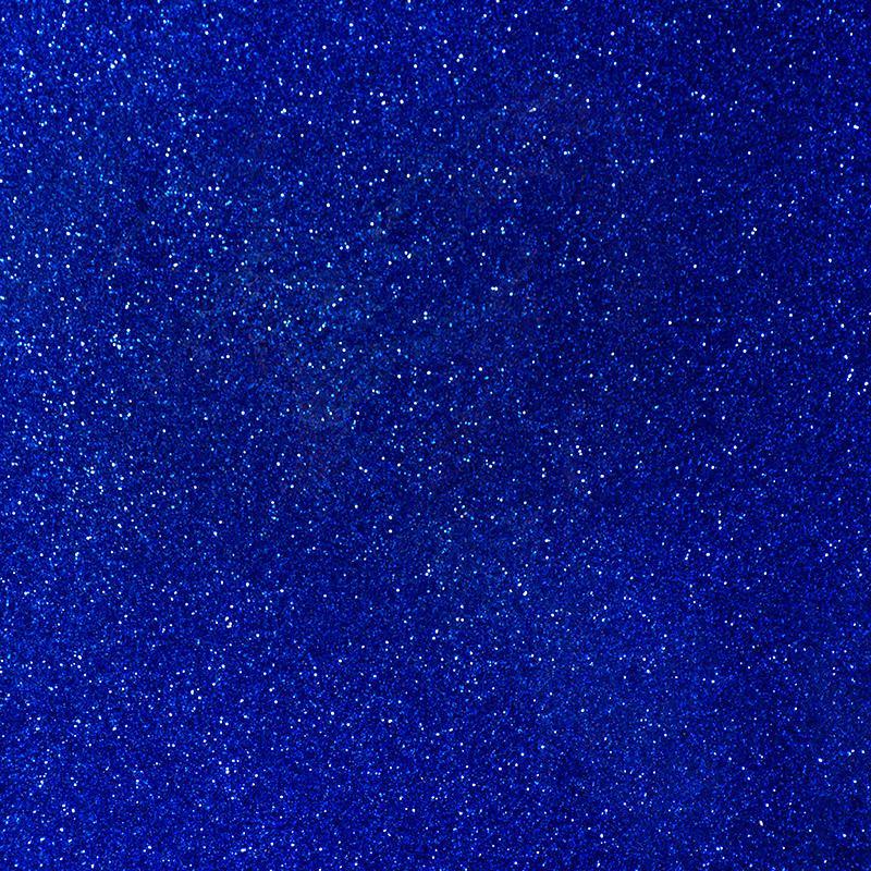 Фоамиран глиттерный самоклеющийся 10шт SF-228 синий 022 807-27