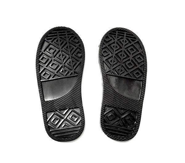 Подошва для изготовления обуви 4мм 3х7,2см 1пара 26141
