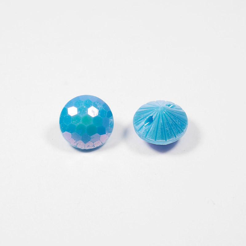 Пуговицы Блузочные 11мм А098 голубой