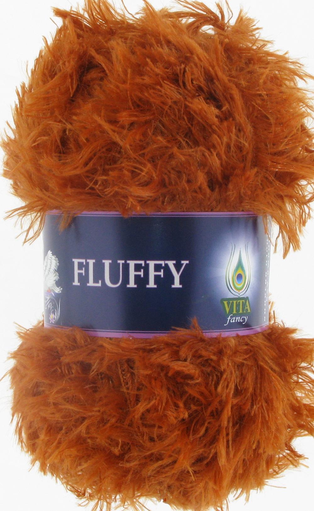 Fluffy 5463 - терракот