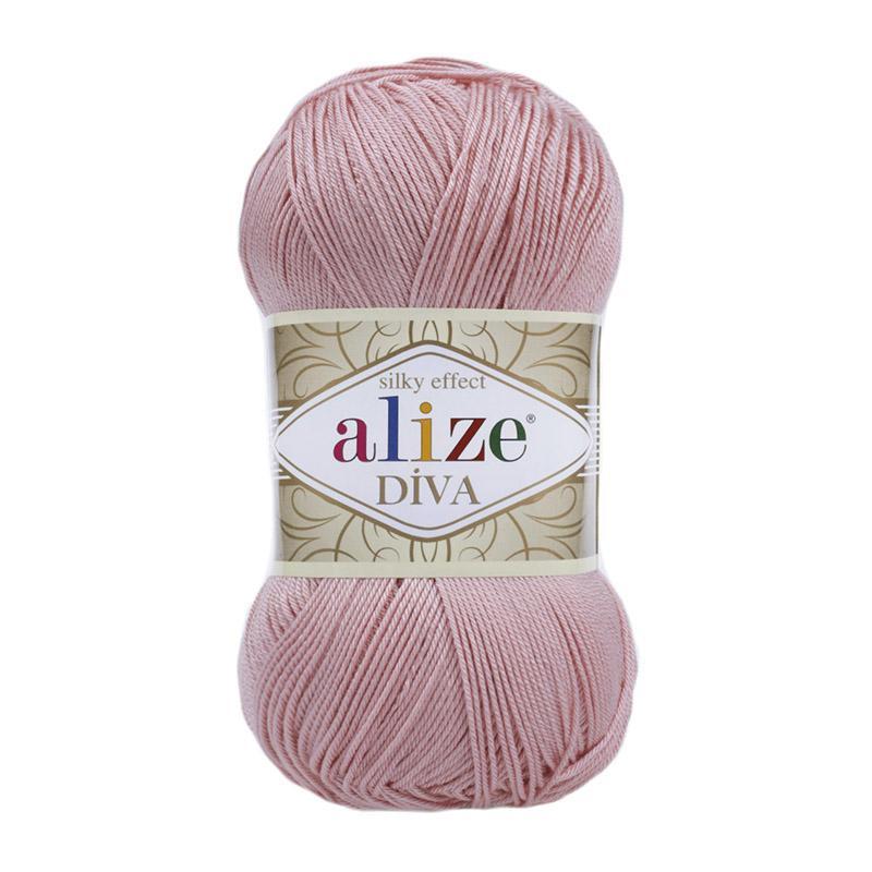 Ализе Дива 363 - нежная роза