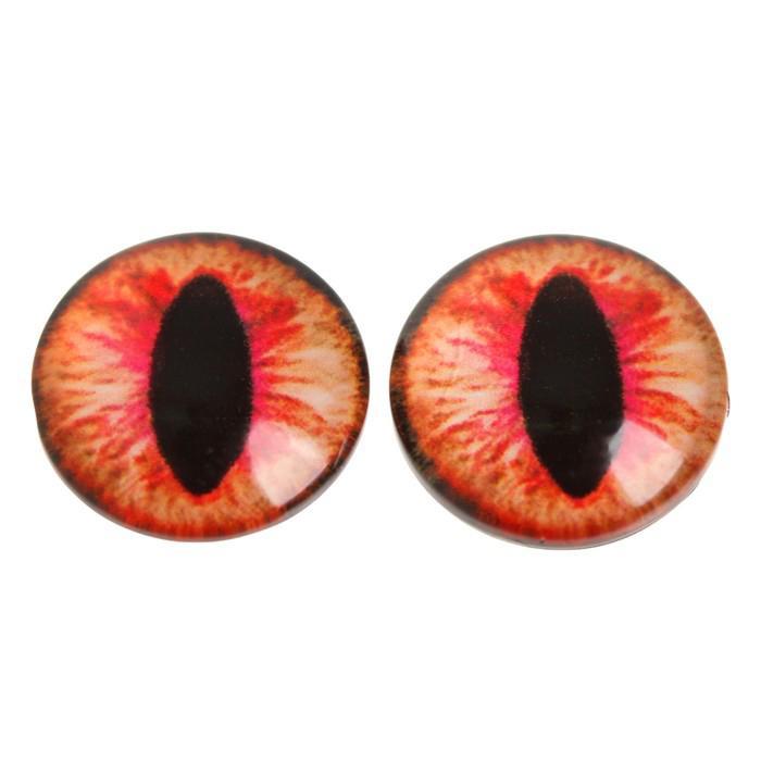 Глазки 14мм 14шт 4493815