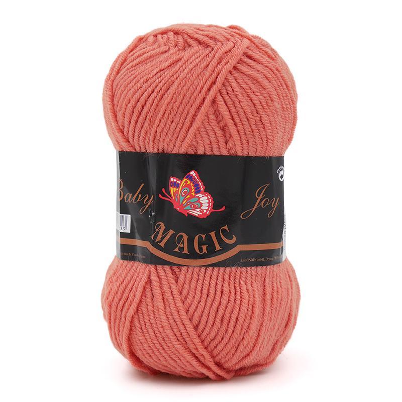 Пряжа Baby Joy 5725 - розовый персик