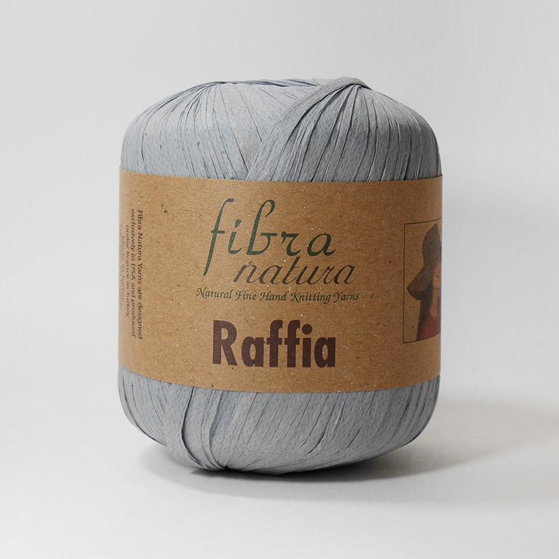 Пряжа Раффия 116-11 серый