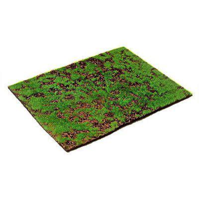 Мох декоративный с землей на войлочной основе DMO 230х320мм