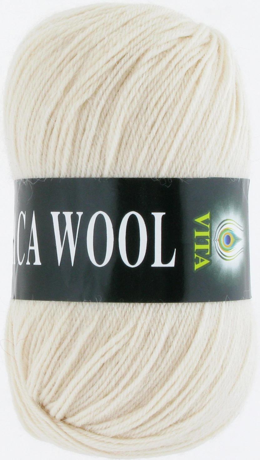 Alpaca Wool 2974 -экрю