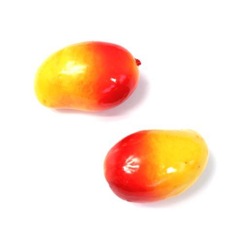 Манго 50мм 6шт желтый/красный 7712425