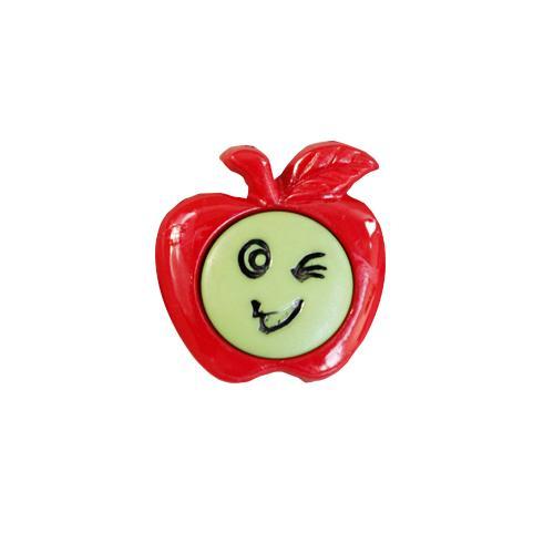 Пуговицы Смешное яблоко 21мм