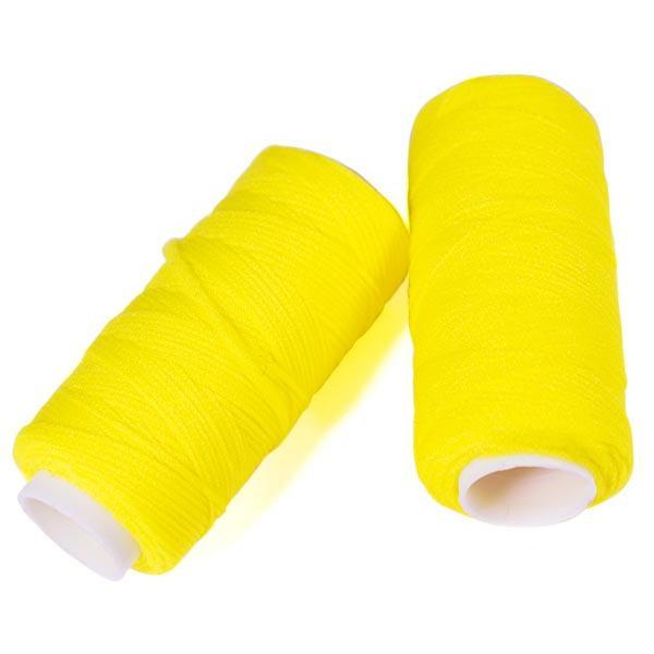 Нить-капрон для кукол и цветов 40м, желтый