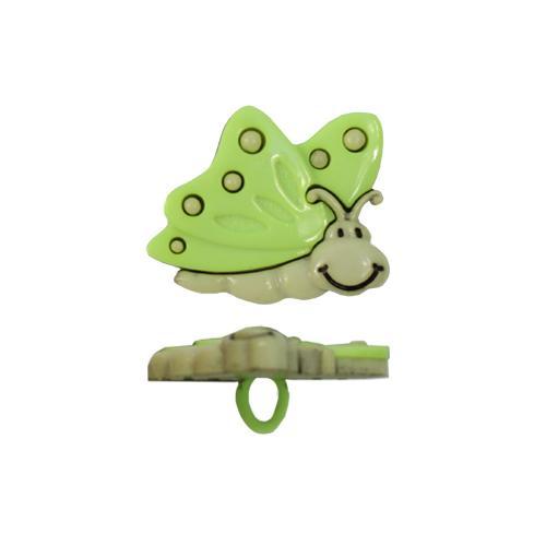 Пуговицы Веселая бабочка 48858 25мм107/224 7712033