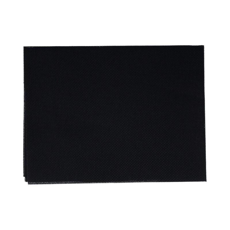 Канва в упаковке Г 30х40см 18кл черный