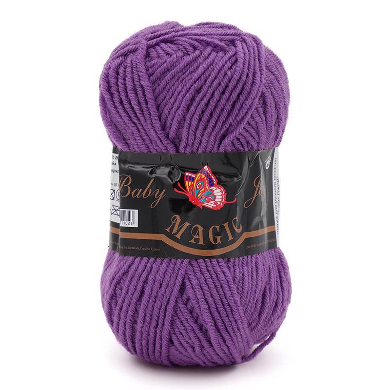 Пряжа Baby Joy 5713 - гиацинт