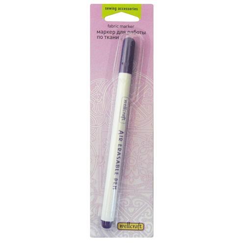 Исчезающий маркер для ткани 1-4час Wellcraft 207029