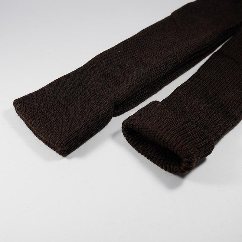 Манжет (рукав) тонкий п/ш 2/2 729 коричневый 679578