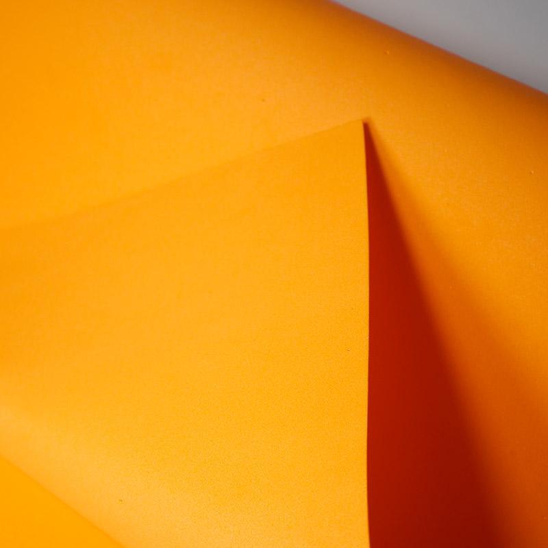 Фоамиран  50х50см 1лист оранжевый