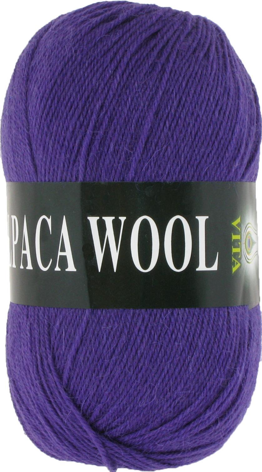 Alpaca Wool 2984 - темно-сиреневый