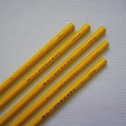 Мел-карандаш желтый Одеон