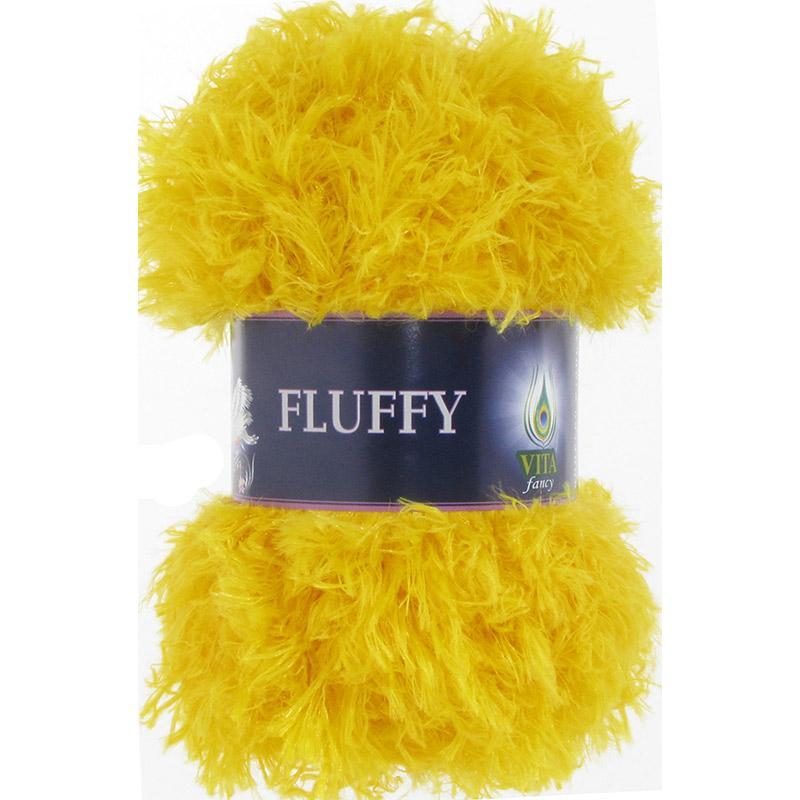 Fluffy 5466 - желтый