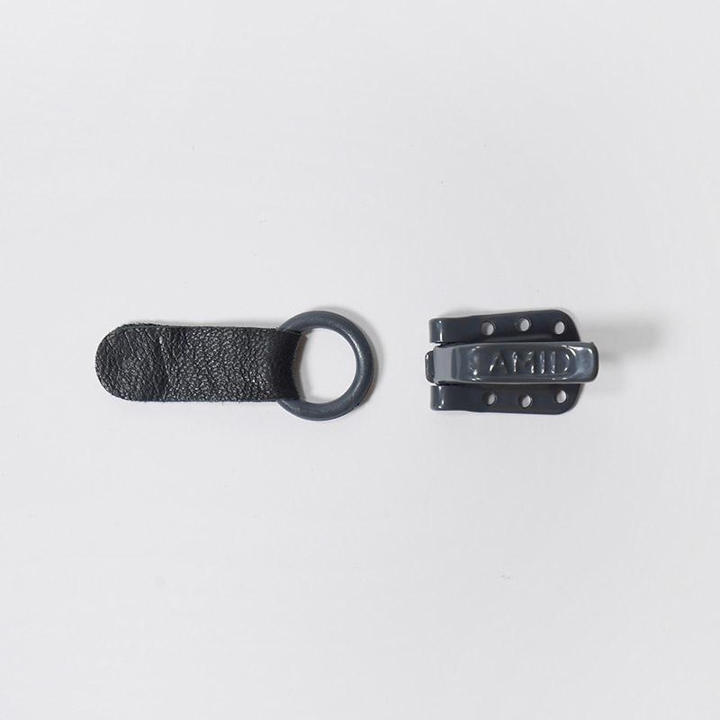Крючки шубные АМИ т.серый