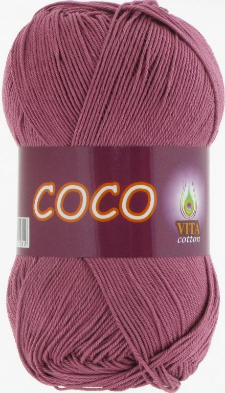 Coco 4326 - дымчато-розовый