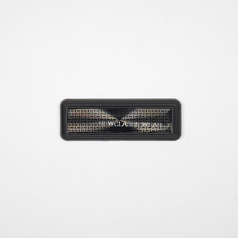 Лейба резиновая с металл. Best classic wear 43х15мм 37824