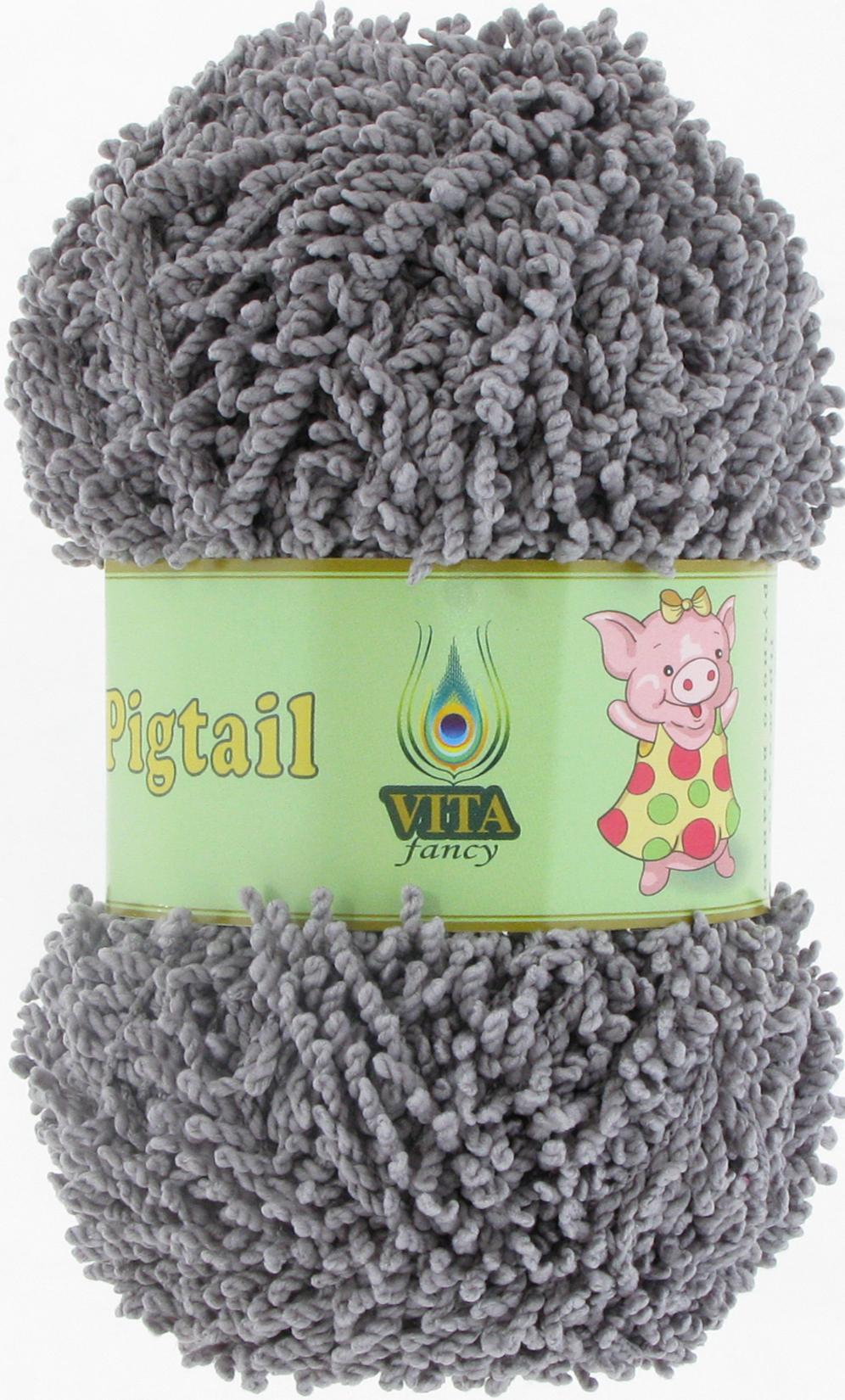 Pigtail 5414 - серый