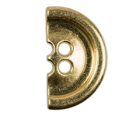 Пуговицы металлические МВ 0217 22мм 12шт 24 бронза