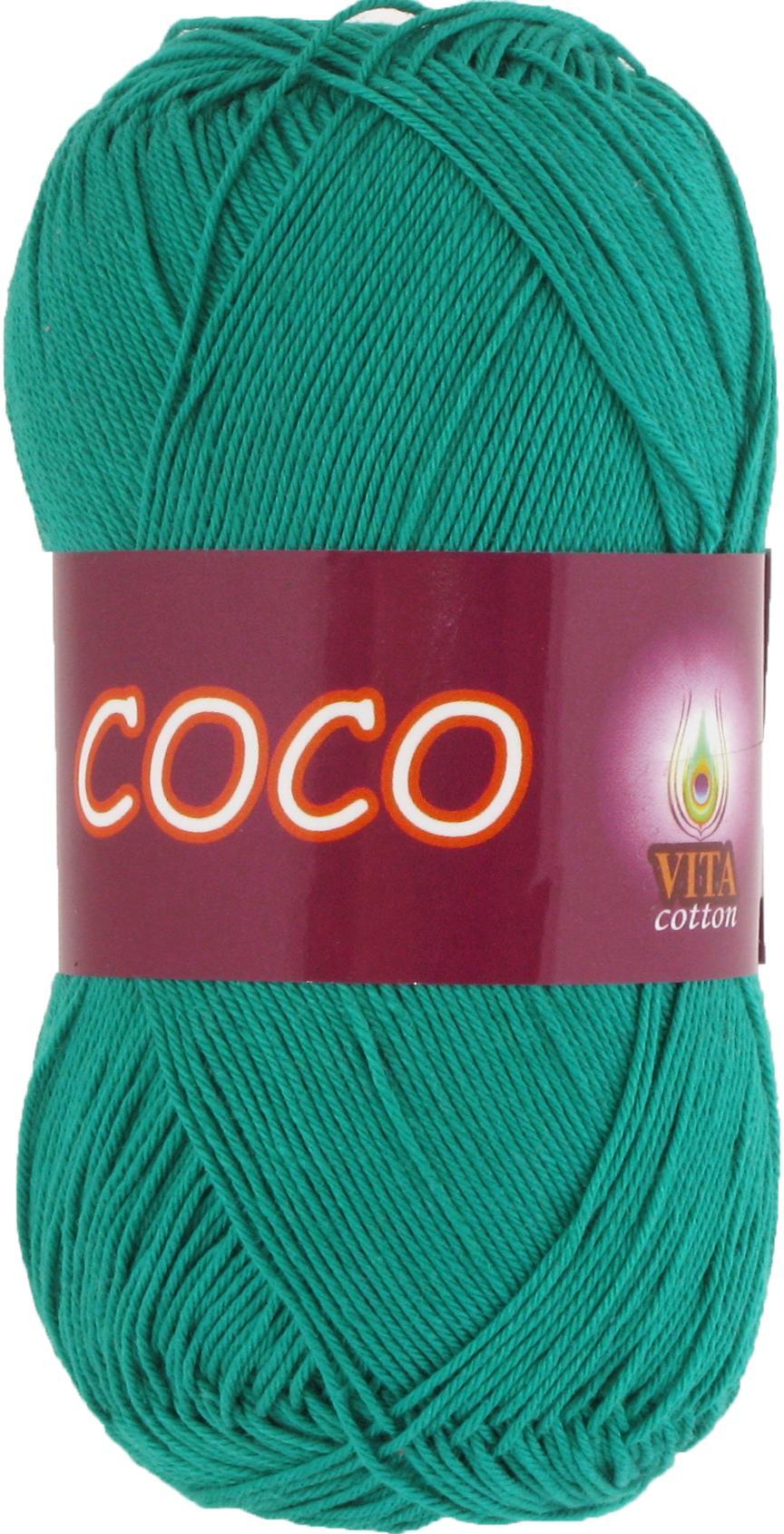Coco 4310 - зеленая бирюза