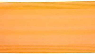 Лента для бантов 11см 25м 418083 оранжевый