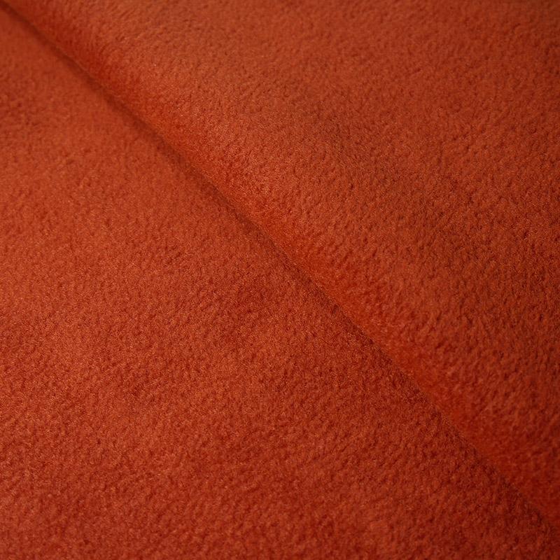 Трикотаж Флис 180 50х50см коричнево-рыжий 27062