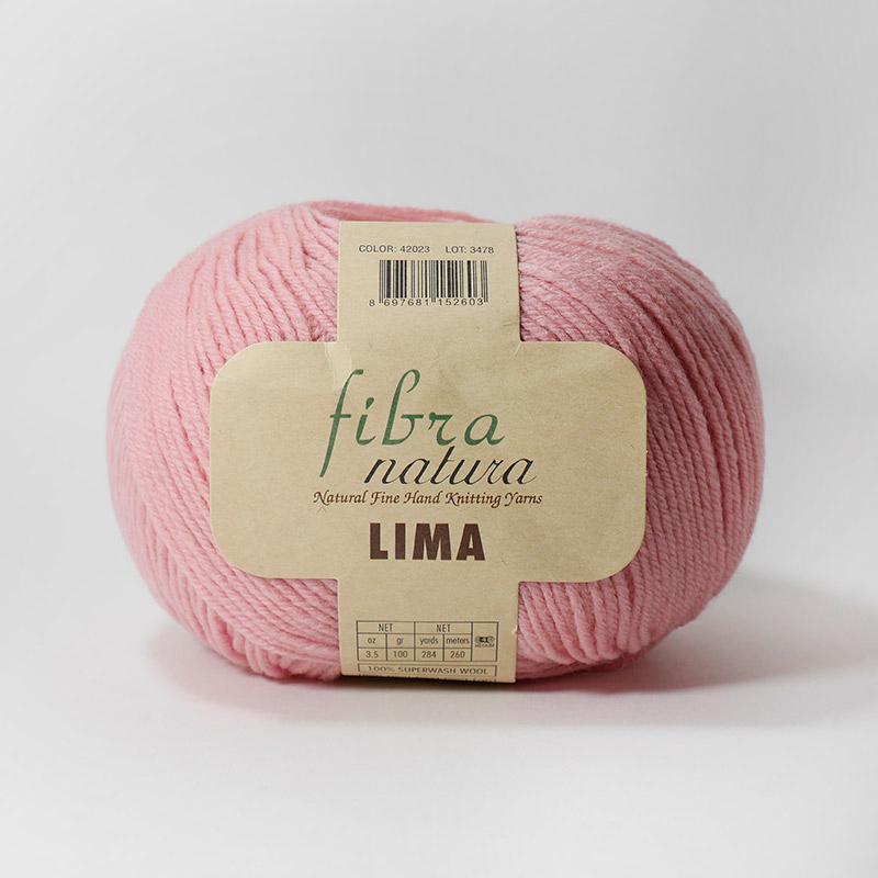 Пряжа Лима 42023 - персиковый