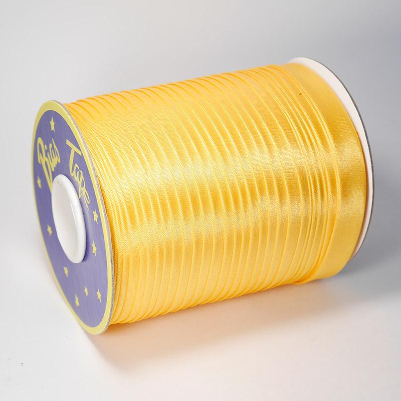 Косая бейка атлас. №24 15мм 120 ярд оран-желтый