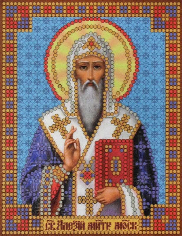 Святой Алексий ББ081