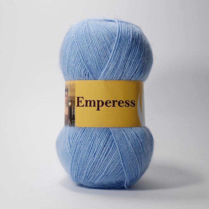 Пряжа Эмпресс 09 - голубой