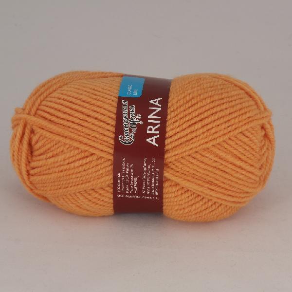 Пряжа Арина 154 - абрикосовый