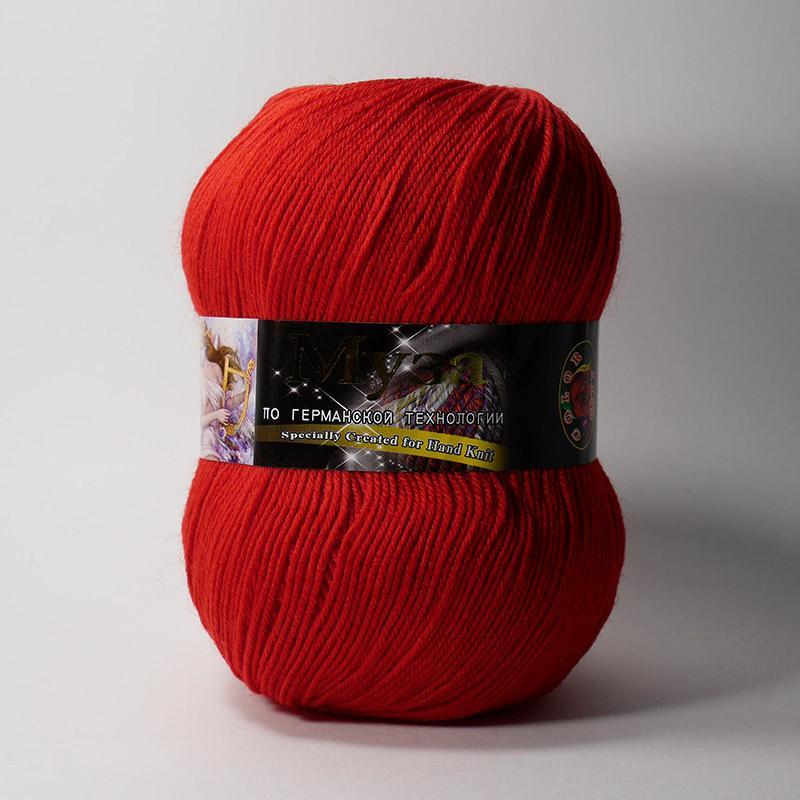 Муза 2223 - красный