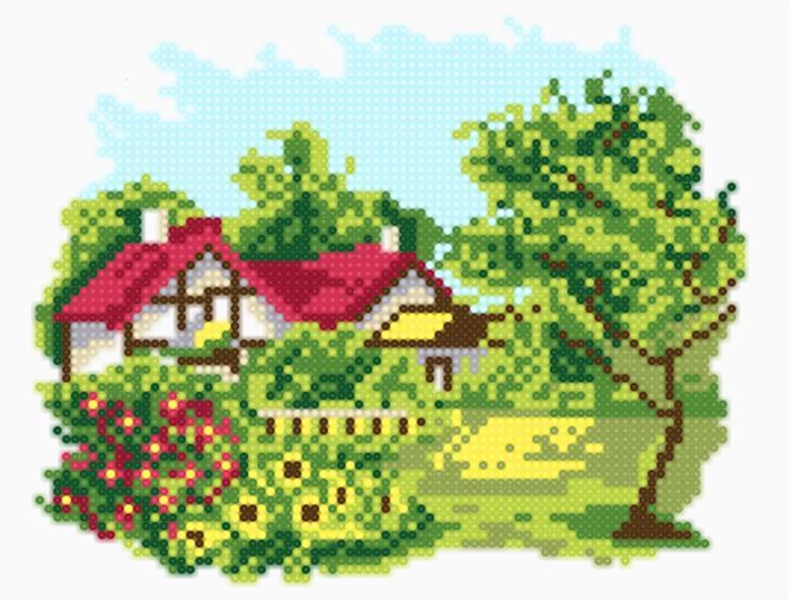 Мозаика БСА4-036 (19х25 см)