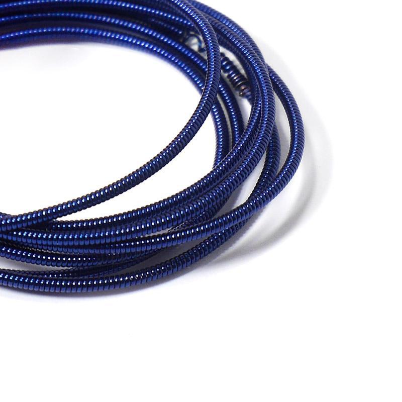 Канитель 1,25мм 06148-EMBGW т.синий 5гр