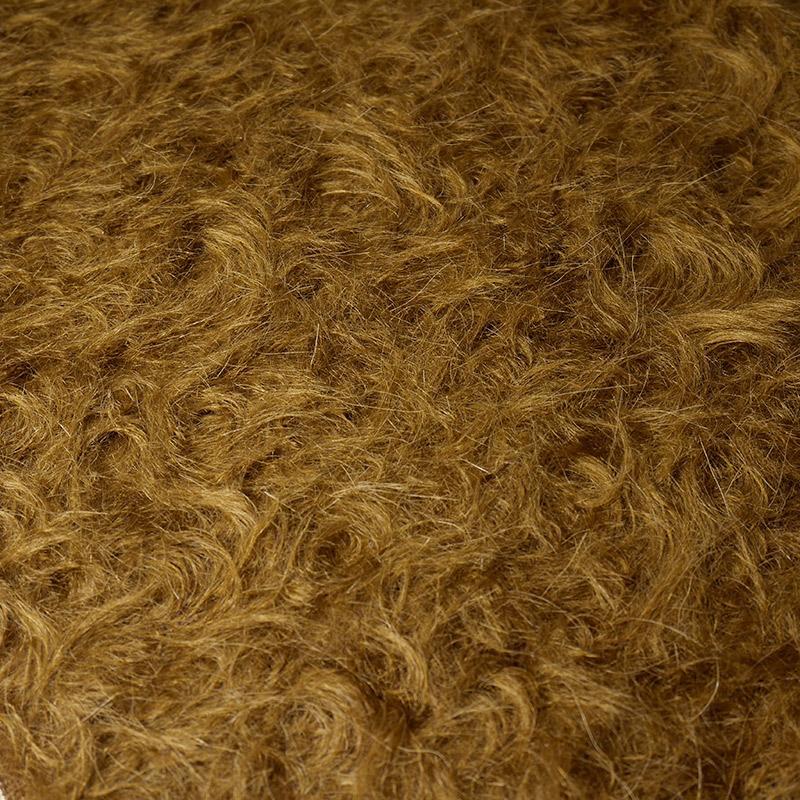 Мех R-20148/3 КЛ.26181 25х35см ворс 22мм 57%шерсть мохер 43% хлопок