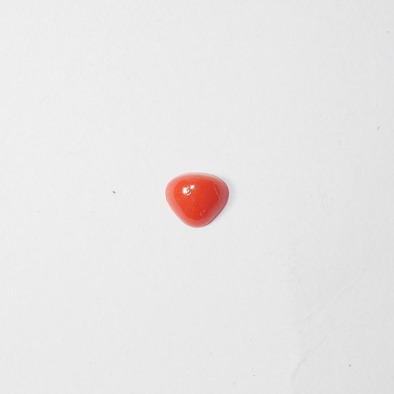 Носики для игрушек 6х8мм SF-1632 100шт красный