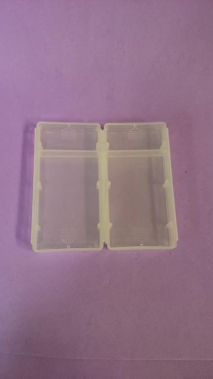 Контейнер для мелочей пенал R-652 9,5х1х9,5см