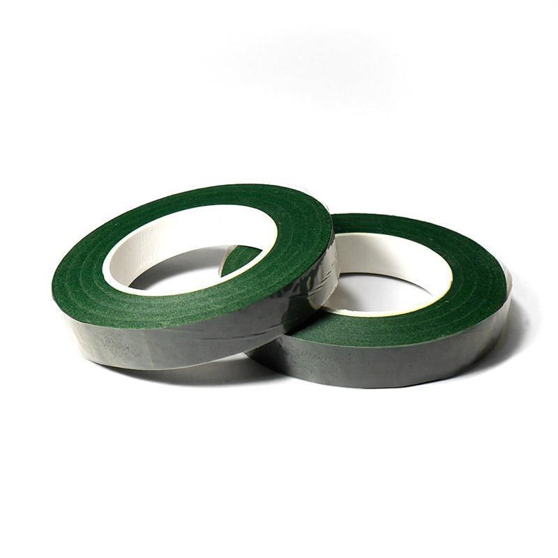 Флористическая лента ФАСОВКА (30ярд) зеленый 1шт