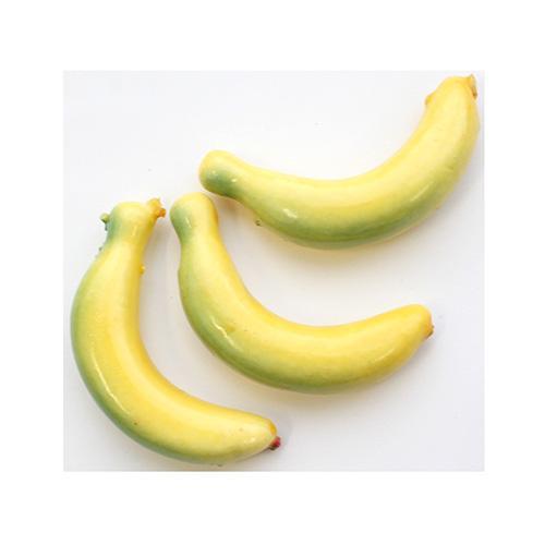 Бананы 70мм 6шт желтый 7712737