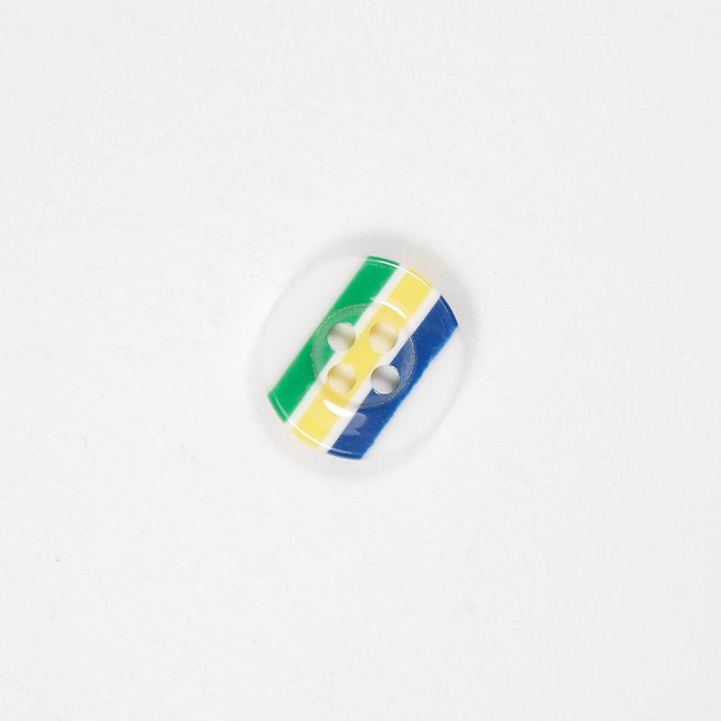 Пуговицы Рубашка L025-3 4-х пр. 13мм Одеон 1шт