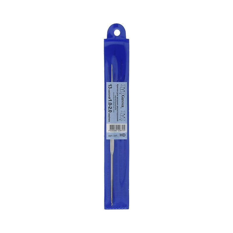 Крючок для вязания двустронний 1-2мм HD1-2